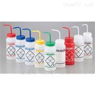 1-8542-01帶標簽清洗瓶 紅色 1個
