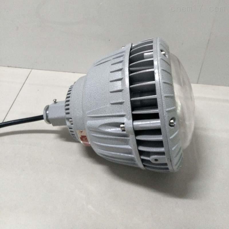 钢铁厂GD9060壁挂式60wled防爆照明灯EX