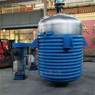 外盤管蒸汽加熱反應釜