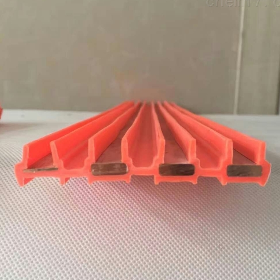 3极、4极、6极无接缝滑触线使用方法
