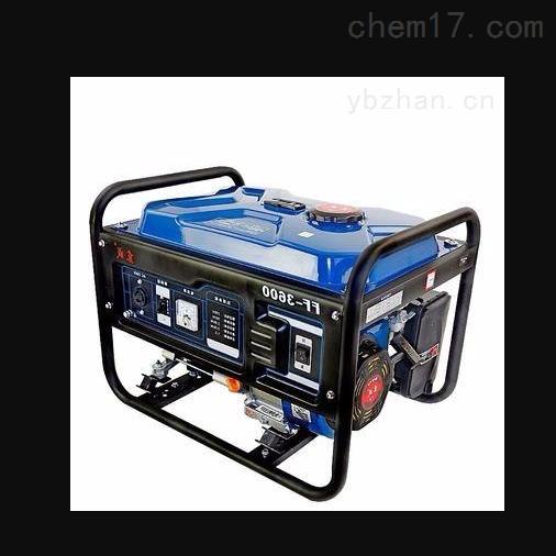 申报能源电力承试资质所需设备发电机