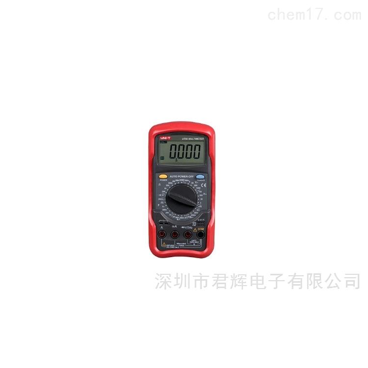 UT52 通用型数字万用表