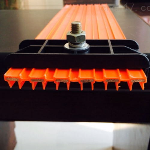 4极无接缝滑触线技术参数