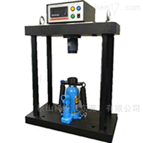 日本nakk推入式端口和螺母的焊接强度测试
