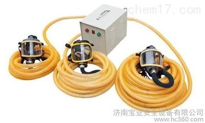 電動送風式長管呼吸器