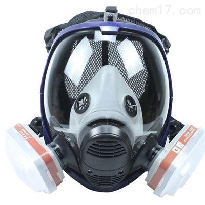 YFDSFDMJ双过滤盒防毒面具