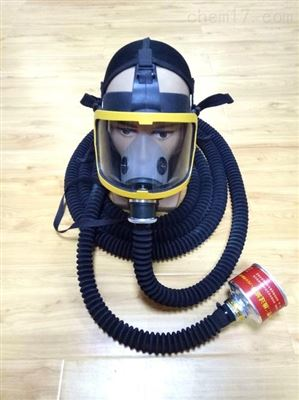 YFDDFDMJ全面罩带导气管防毒面具