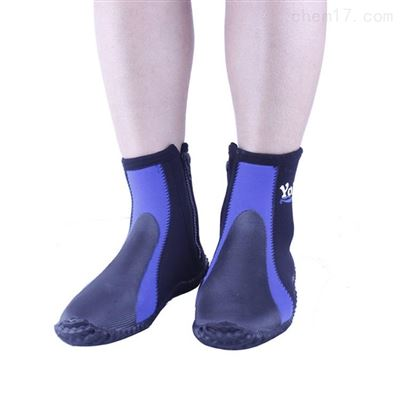 5MM潛水鞋子,專業高筒防滑浮潛靴潛水設備襪