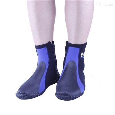 5MM潜水鞋子,专业高筒防滑浮潜靴潜水设备袜