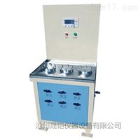 遇水膨胀止水胶抗水压试验机(三试件)
