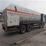 GF-2500二手低溫運輸罐車 槽車 大小 型號齊全