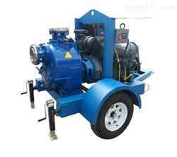 柴油机自吸排涝泵车