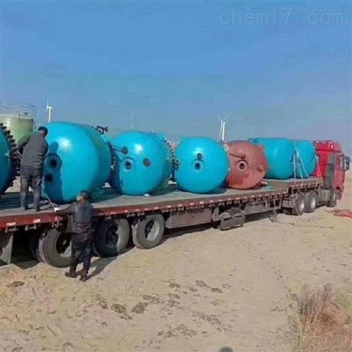 供应二手5吨不饱和树脂反应釜现货