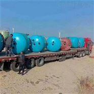 供应二手3立方搪瓷反应釜现货供应