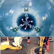 管道非开挖修复施工CIPP原位固化法