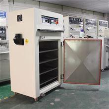 胶料烘炉现货四门节能热风循环塑胶料烘箱厂家现货