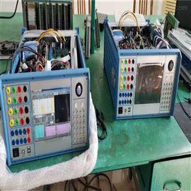 YK866A六相继电保护测试仪试验方法