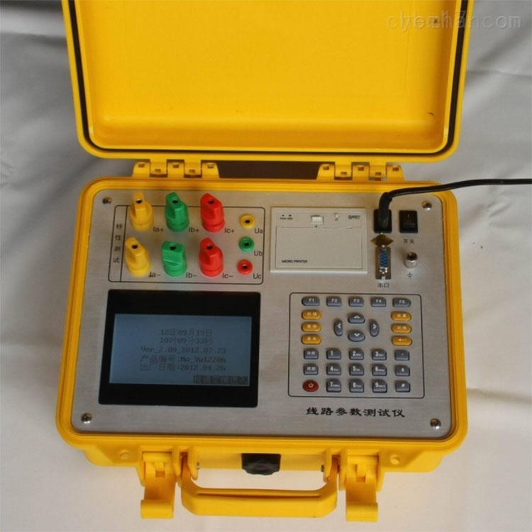 智能型异频线路参数测试仪厂家供应