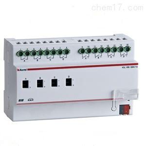 ASL100-SD4/16智能照明調光器 開關控製 4路0-10V調光接口
