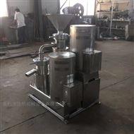 果醬膠體磨 不銹鋼臥式研磨機