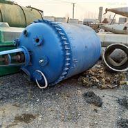 回收二手5吨搪瓷反应釜