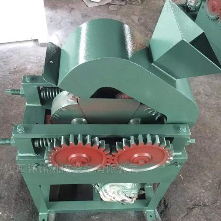 厂家生产小型矿用破碎设备实验室对辊破碎机