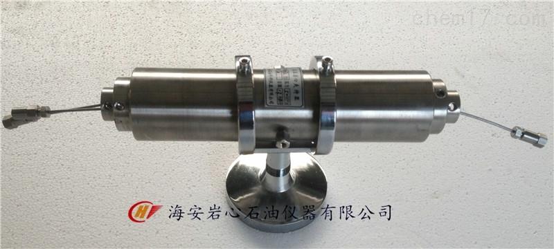 TY-4型高压岩心夹持器