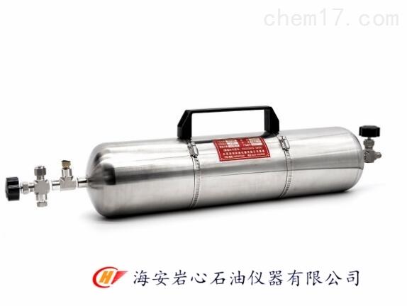 HCY-1型活塞式储样筒