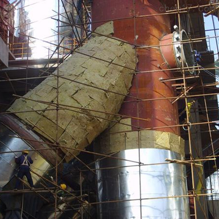 中球铁皮复合保温承接各地大包保温施工