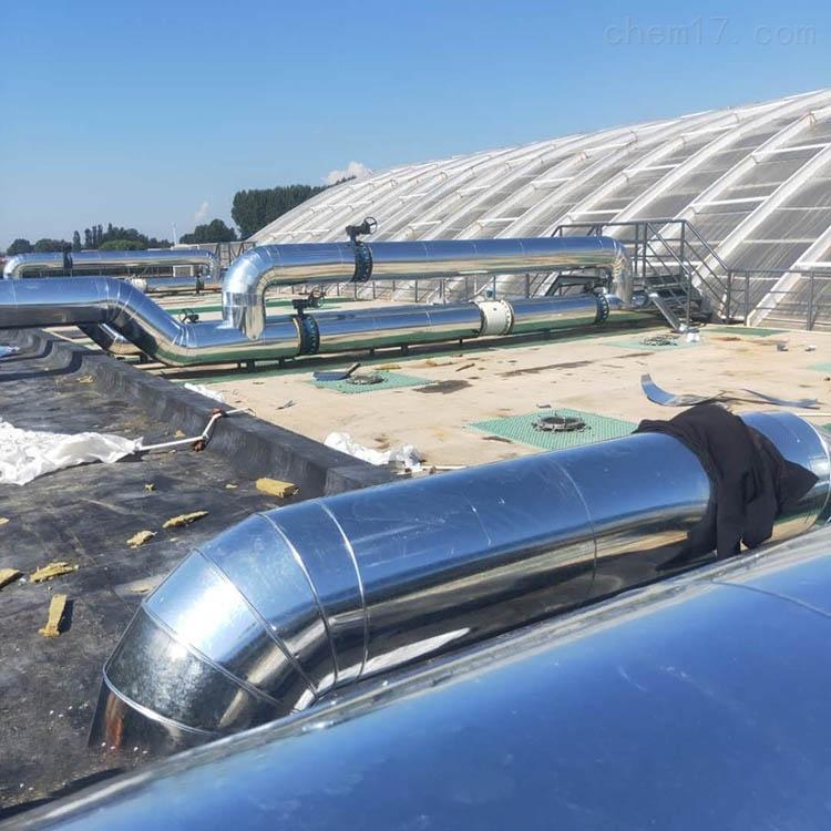 中球化工泵房管道保温施工技术指导