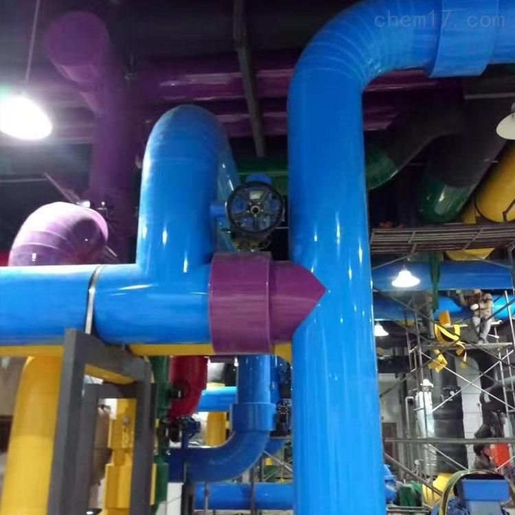 中球加厚型供应铁皮铝皮管道保温承接施工