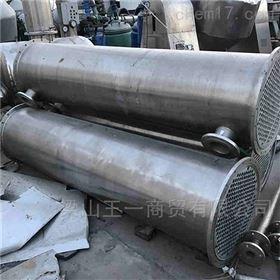现货出售二手钛材质冷凝器,,