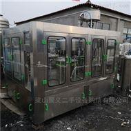 回收闲置纯净水灌装机自动生产线