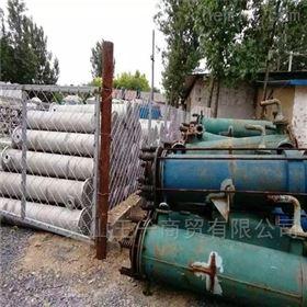 钛材质80平方列管式冷凝器化工设备,,,,