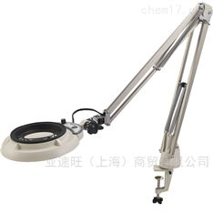 2-3094-11LED照明放大镜(带自由臂・固定夹)