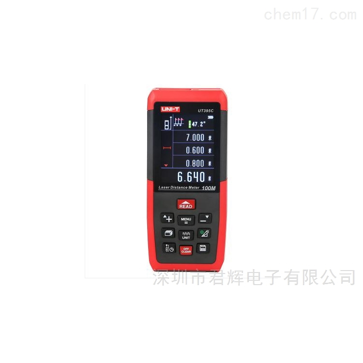 UT395C 手持激光测距仪