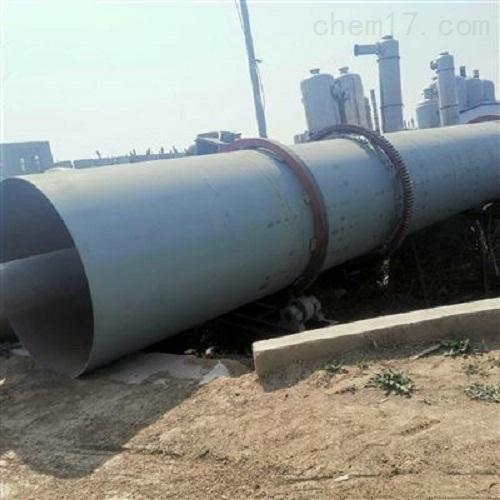 供应1.2米x12米二手滚筒干燥机