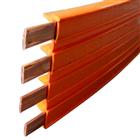 HW-4P50平方雙梁起重機無接縫安全滑觸線