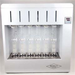 脂肪测定仪CY-SXT-06水浴、干式索氏提取器