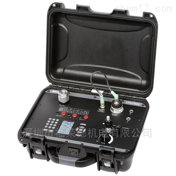 德国WIKA代理便携式压力校准仪CPH7650