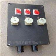 BXD8050供应2回路防爆防腐动力配电箱