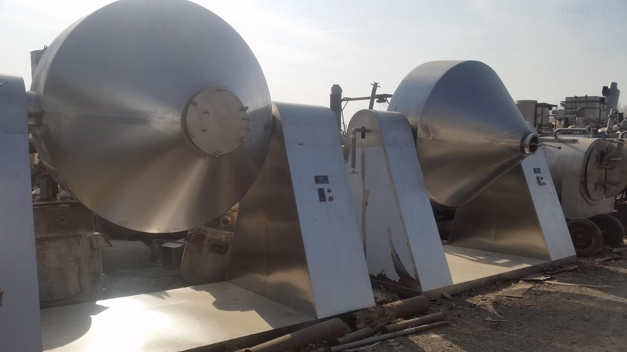 二手盘式干燥机厂家供应