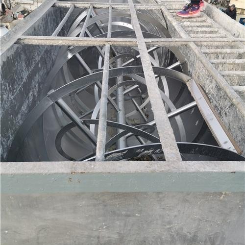 回收真石漆螺带混料机