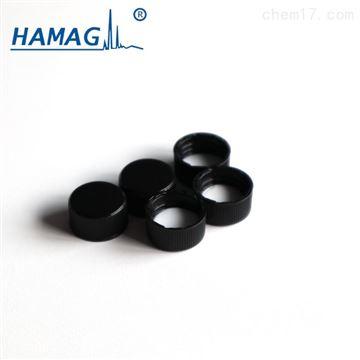 HM-0012B黑色实心盖;PE垫
