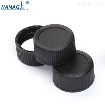 HM-0020B黑色实心盖;PE垫
