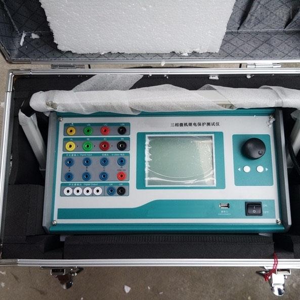 JYF-B微机继电保护测试仪