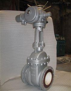 法兰连接电动排渣阀PZ941Y型