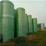 二手80吨-90方-100方-120方玻璃钢储罐出售