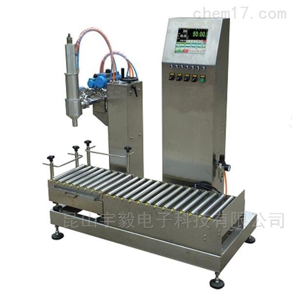 自动液体灌装机;昆山益永源灌装设备厂家