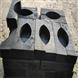 管道木卡箍绝热垫木产品系列